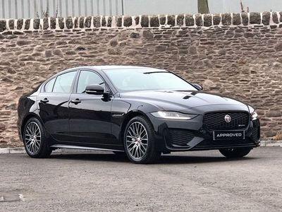 used Jaguar XE NewD180 R-Dynamic S 4dr