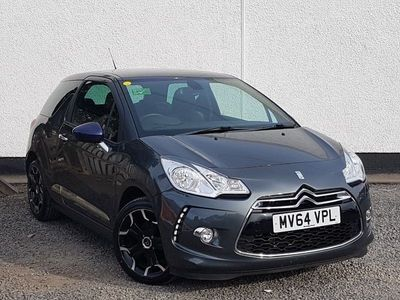 used Citroën DS3 1.6 VTi 16V DStyle Plus 3dr