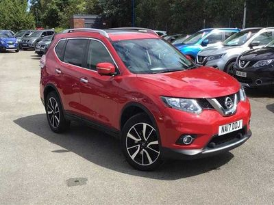 used Nissan X-Trail 1.6 dCi N-Vision 5dr Xtronic [7 Seat]