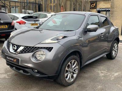 used Nissan Juke 1.5 dCi Tekna SUV 5dr Diesel (s/s) (110 ps)