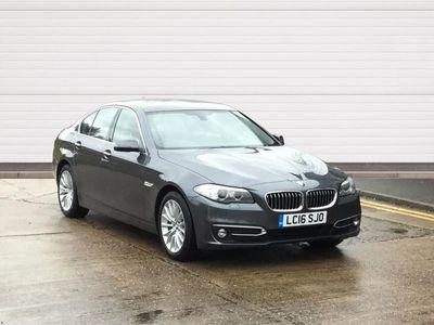 used BMW 520 d Luxury Saloon
