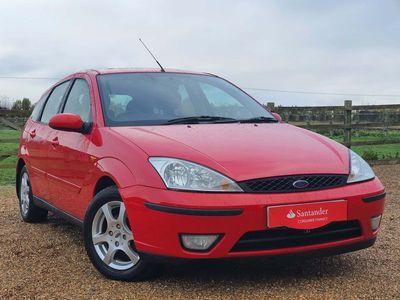 used Ford Focus 2.0 i 16v Ghia 5dr