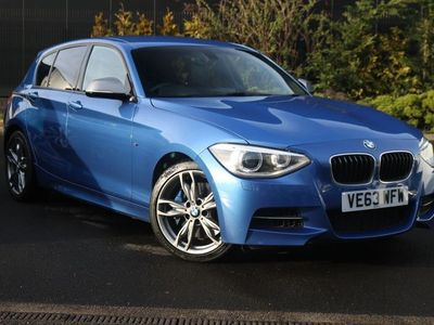 used BMW M135 1 SERIES 2014 Bootle i M Performance 5dr Step Auto