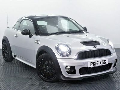 used Mini Cooper S Coupé Coupe 1.6 2dr Petrol Manual (136 g/km, 190 bhp)