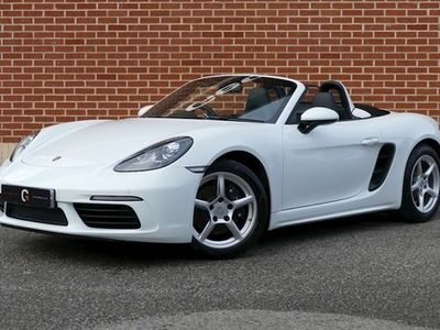 used Porsche Boxster 2.0T Convertible 2dr Petrol PDK (s/s) (300 ps)