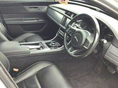 used Jaguar XF 2.0d R-Sport 4dr Auto