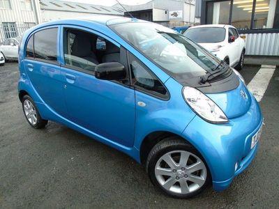 used Peugeot iON 5d 47 BHP - Platinum Warranty. 1.0