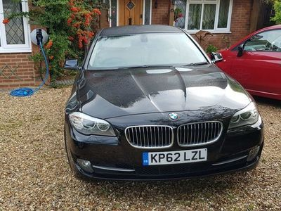 used BMW 525 5 Series 2.0 d SE 4dr