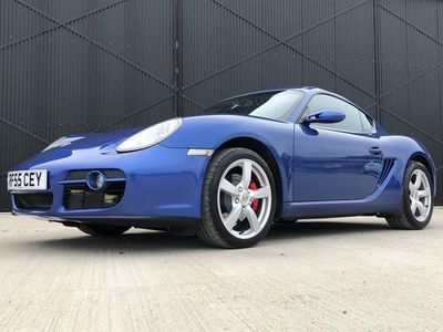 used Porsche Cayman S Coupe 2005