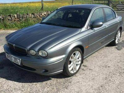 used Jaguar X-type 2.1 V6 Sport 4dr
