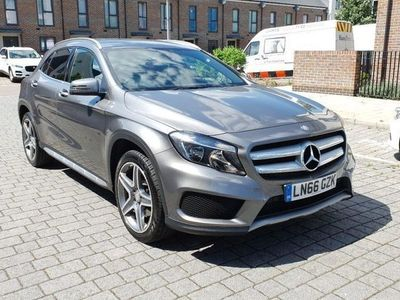 used Mercedes GLA220 Gla-Class 2.1LD 4MATIC AMG LINE 5d 174 BHP CAMERA, 4WD, ELEC TAILGATE, LEATH