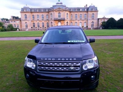 used Land Rover Freelander 2.2 SD4 HSE, LHD, LEFT HAND DRIVE 5-Door