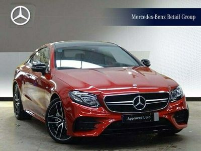 used Mercedes E53 AMG E-Class4Matic+ Premium 2dr 9G-Tronic