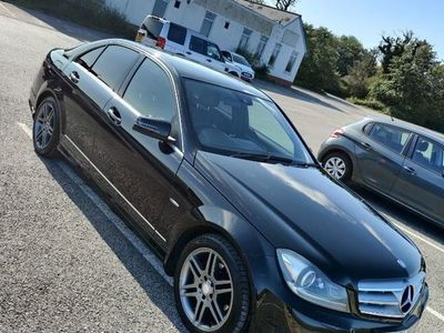 used Mercedes C250 C Class 2.1CDI BlueEFFICIENCY Sport Edition 125 7G-Tronic 4dr