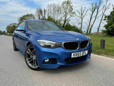 used BMW 335 Gran Turismo 3 SERIES d XDRIVE M SPORT