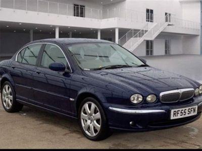 used Jaguar X-type 2.0 V6 SE 4dr Auto