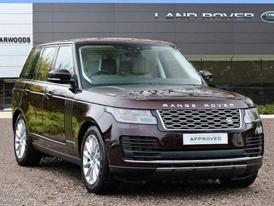 used Land Rover Range Rover 3.0 SDV6 (275hp) Vogue 5dr