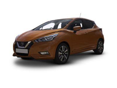 used Nissan Micra 1.0 DIG-T 117 N-Tec 5dr Petrol Hatchback hatchback special edition