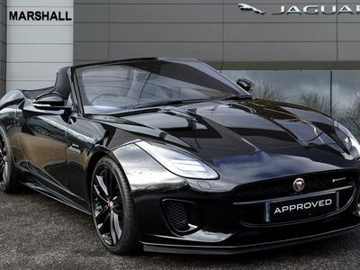used Jaguar F-Type F TYPE 2019 GreenhamConvertible R-Dynamic