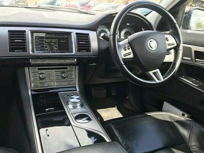used Jaguar XF 3.0 V6 S PREMIUM LUXURY 4d 275 BHP CAMERA+NAVIGATION+FOLDING MIRRORS
