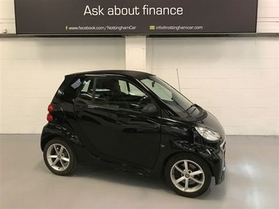 used Smart ForTwo Coupé 1.0 EDITION 21 MHD 2d 71 BHP, 2013 ( )