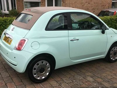 used Fiat 500C 1.2 Pop (s/s) 2dr