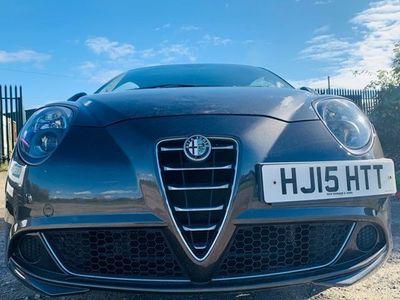 used Alfa Romeo MiTo Hatchback 1.4 8V Progression 3d