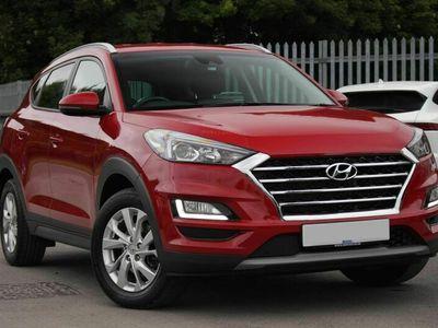 used Hyundai Tucson 1.6 T-GDi SE Nav (s/s) 5dr