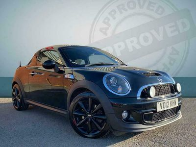 used Mini Coupé Coupe 1.6 S 2dr
