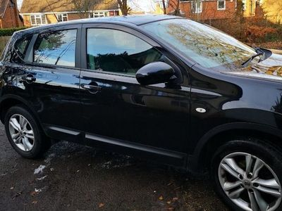 used Nissan Qashqai 1.5 dCi Acenta 2WD 5dr