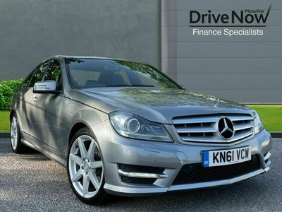 used Mercedes C200 C Class 2.1CDI BlueEFFICIENCY Sport Edition 125 7G-Tronic 4dr