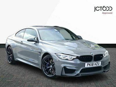 used BMW M4 M4CS coupe special editions
