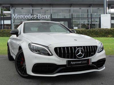 used Mercedes C63S AMG C ClassPremium Plus 2dr 9G-Tronic 4.0