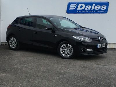 used Renault Mégane 1.5 dCi Limited Nav 5dr