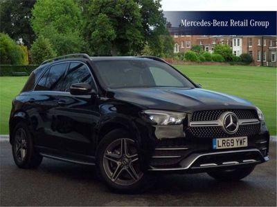 used Mercedes GLE350 GLE Class GLE4Matic Amg Line Prem 5Dr 9G-Tronic [7 St] suv 2019