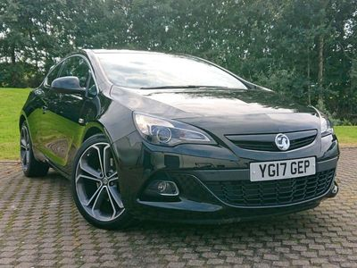 used Vauxhall Astra GTC 1.4T 16V 140 Limited Edition 3dr [Nav/Leather]