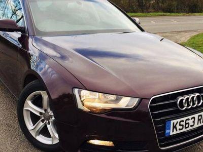 used Audi A5 DIESEL AUTOMATIC HATCHBACK 5 DOORS