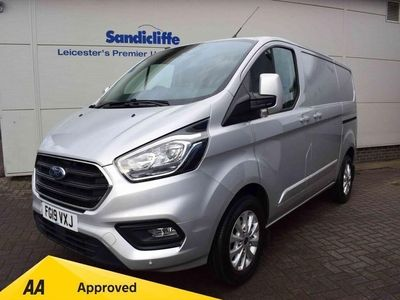 used Ford Custom Transit2.0 Ecoblue 170Ps Low Roof Limited Van