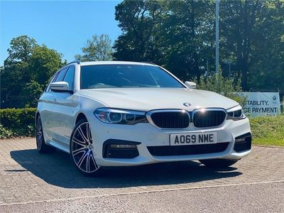 used BMW 530 5 SERIES 2019 New Costessey i M Sport 5dr Auto
