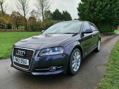 used Audi A3 Sportback 1.6 TDI Sport 5dr