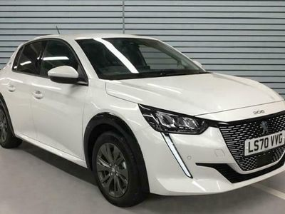 used Peugeot 208 100kW GT Line 50kWh 5dr Auto