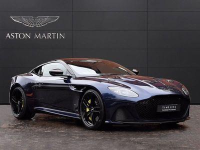 used Aston Martin DBS DBSV12 Superleggera 2dr Touchtronic Auto Coupe 2019