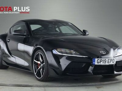used Toyota Supra GRSports Coupe 3.0 Pro 3dr Auto