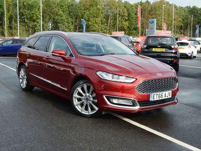 used Ford Mondeo Vignale 2.0 EcoBoost 5dr Auto
