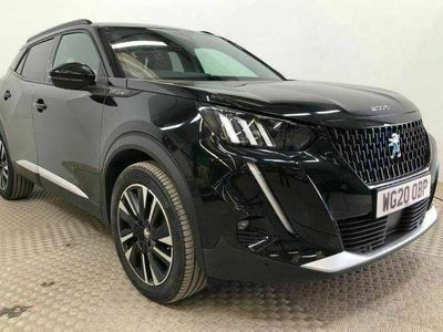 used Peugeot 2008 1.5 BlueHDi GT Line (s/s) 5dr