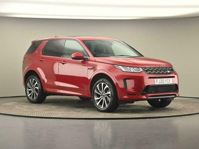 used Land Rover Discovery Sport 2.0 P200 R-Dynamic S 5dr Auto