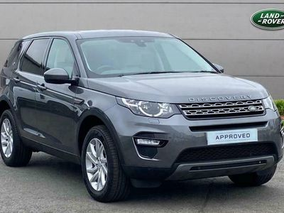 used Land Rover Discovery Sport DIESEL SW