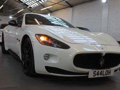 used Maserati Granturismo 4.7 V8 S Auto 2dr EU4
