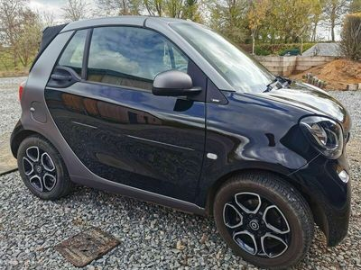 used Smart ForTwo Cabrio 1.0 Prime (s/s) 2dr