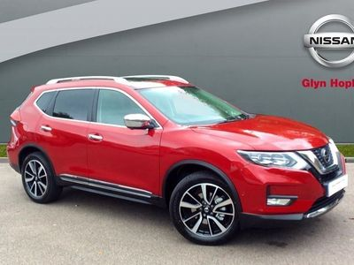 used Nissan X-Trail 1.7 Dci Tekna 5Dr [7 Seat]